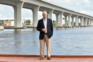 Commissioner Nick Blount