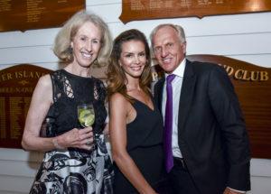 BGCMC Gala Dede Brooks, Kirsten and Greg Norman
