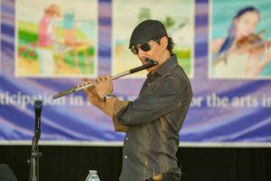 Flautist Nestor Torres