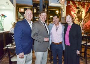 The Braford Grand Opening with Mayor Gregory J. Oravec, Mike Adams Gus Gutierrez, Mayor Linda Hudson